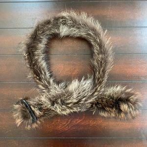 3 for $30 📦 Vintage Real Fur Belt